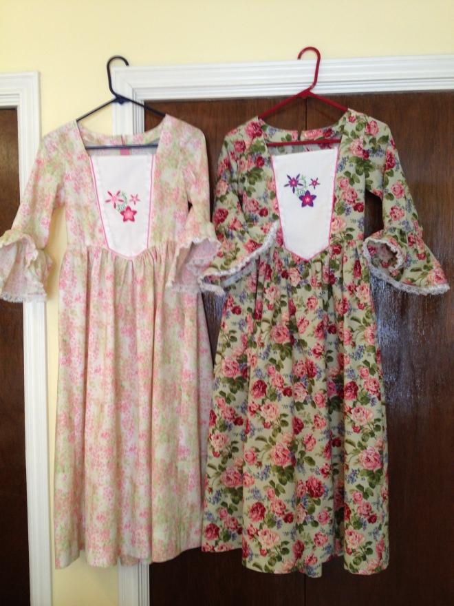 Pioneer Dresses