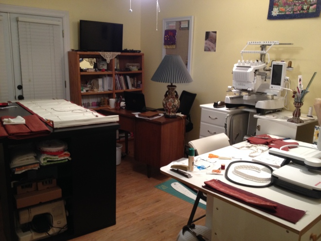Sewing and Embroidery Studio